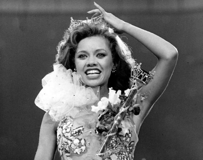 Miss America Vanessa Williams