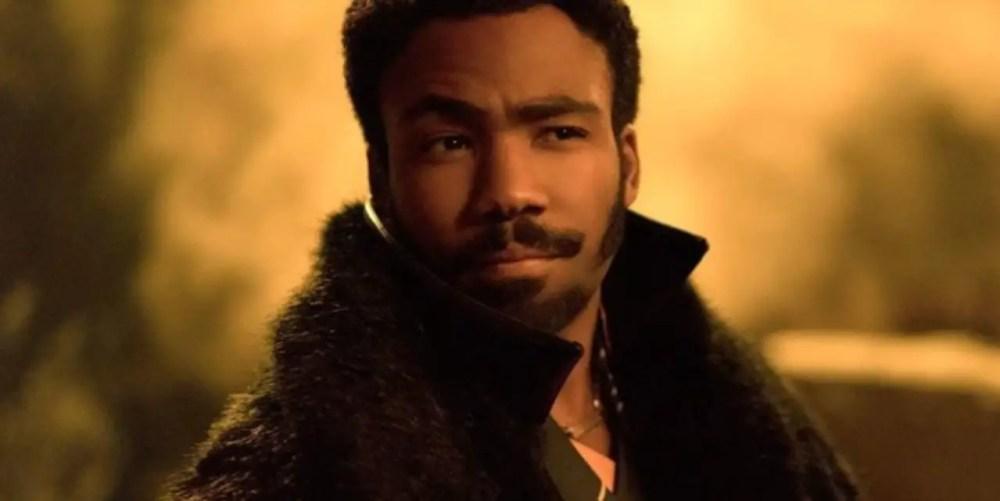 Lando Calrissian Donald Glover