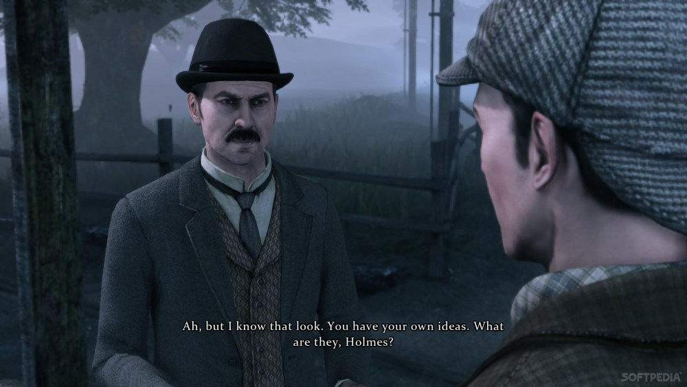 detective game
