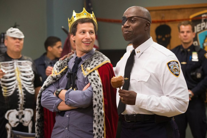 brooklyn 99 halloween