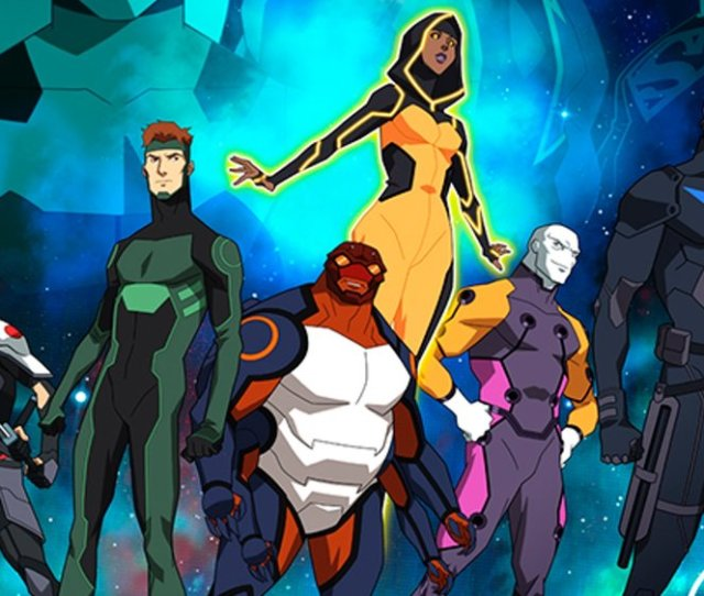 Young Justice Outsiders Promises Darker Content On Dc Universe