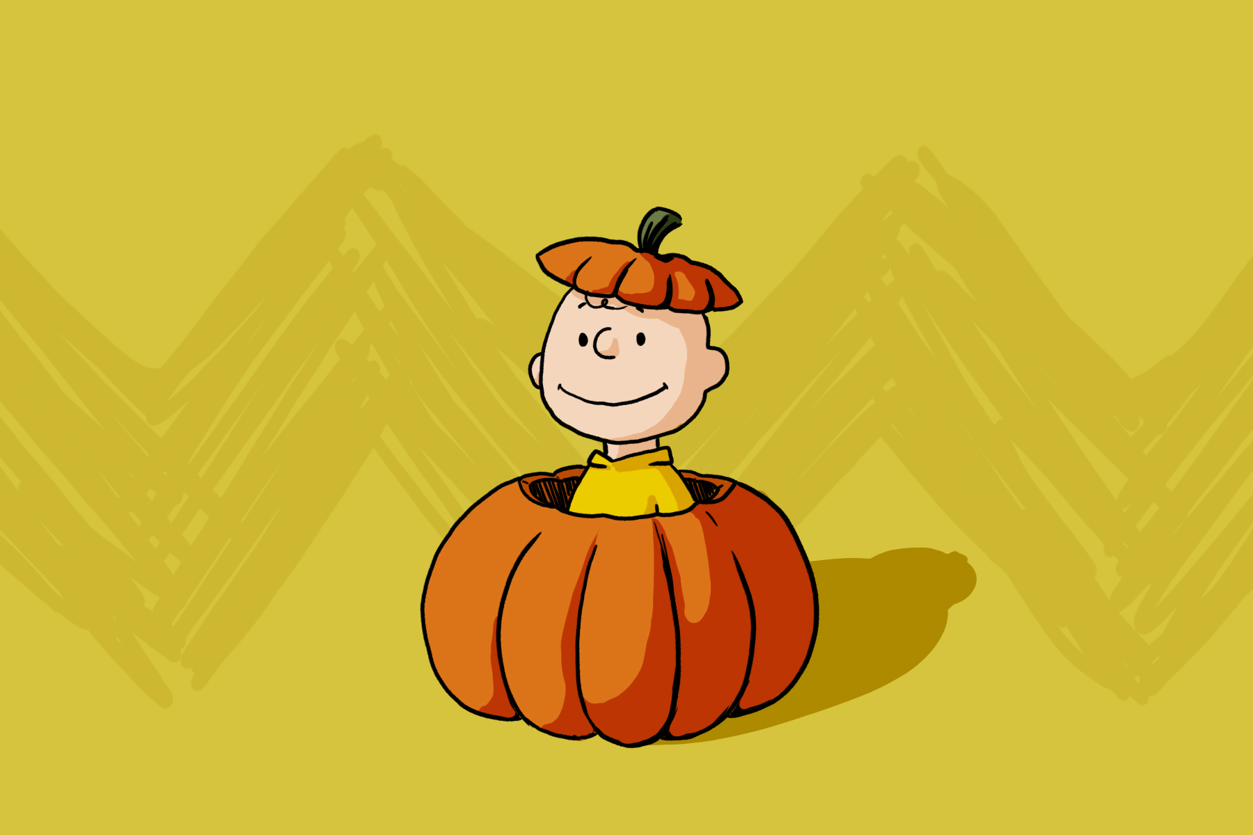 It S The Great Pumpkin Charlie Brown Is The Hilarious