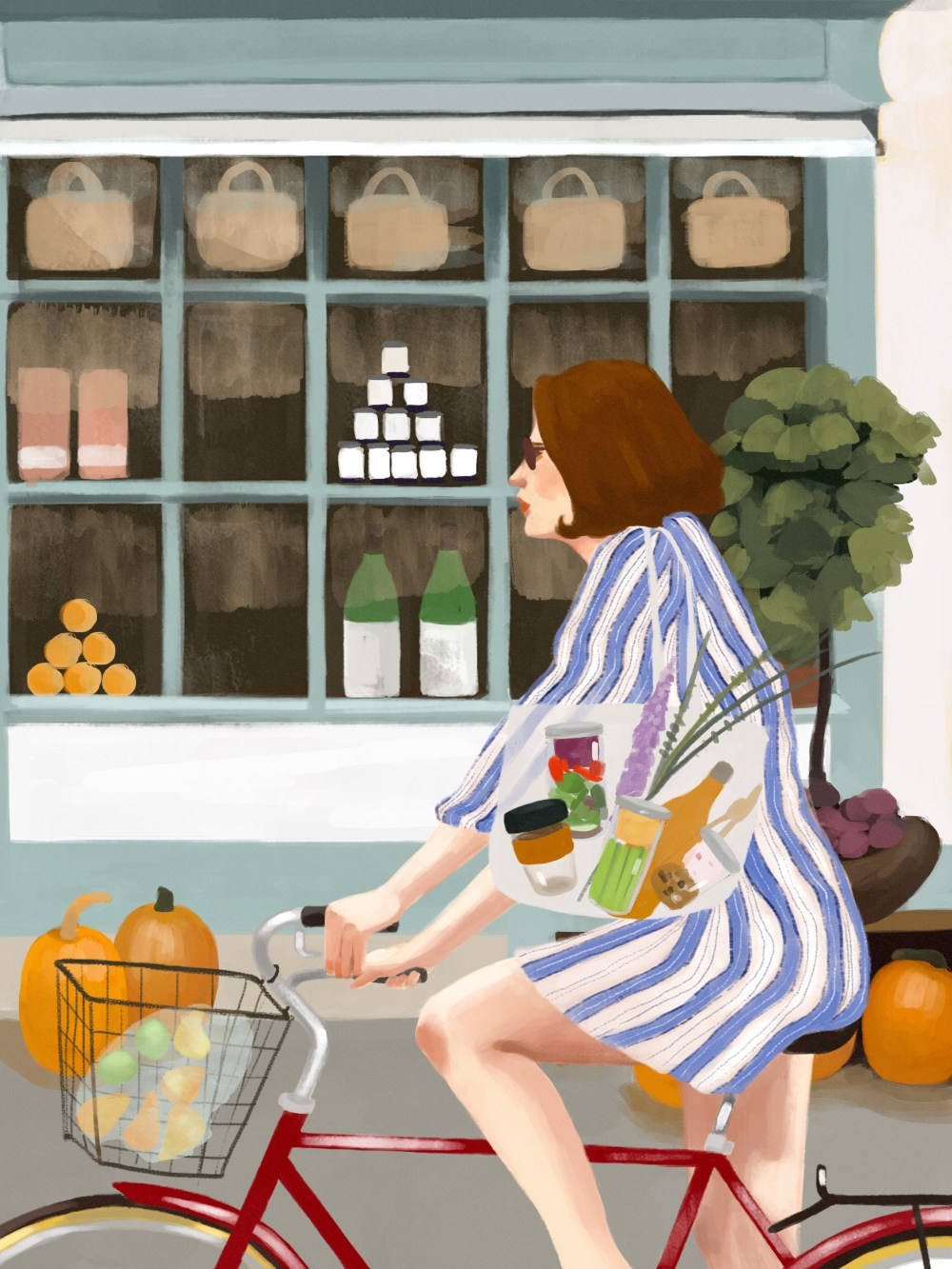 Youtubes The Girl Gone Green Is Making Zero Waste Chic