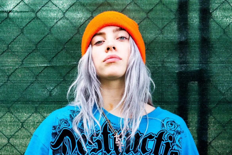 Image result for Billie Eilish