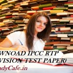 Download IPCC Revision Test Papers for 5 Years | 10 Attempts