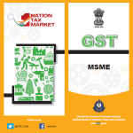 GST for MSME Sector : Eflier by CBIC