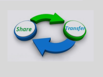 Restriction on Transfer of Shares in Physical form in case of Listed Company