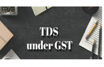 Standard Operating Procedure for Tax Deducted at Source under GST