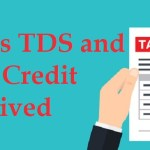 FAQs TDS and TCS Credit Received