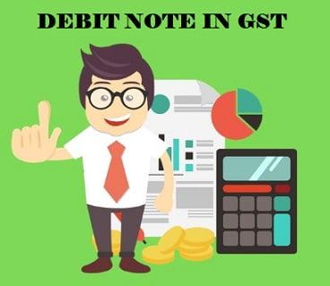 Debit Note in GST | What is Debit Note in GST
