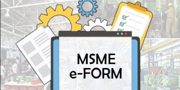 Key points on E - Form MSME-1