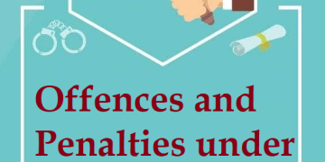 Offences and Penalties under GST Law