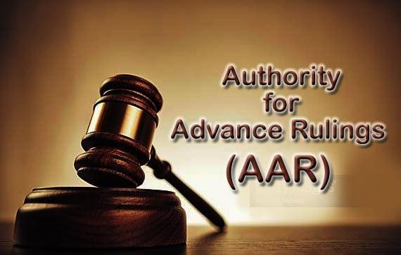 Original copy of order of GST AAR on M/s. Sattva Developers Pvt Ltd