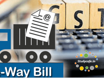 Government proposes to integrate a FASTag Bank Mechanism with e-way bill