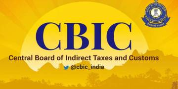 CBIC Extends Due date for filing FORM GSTR-1 for Taxpayers having turnover of more than 1.5 crore