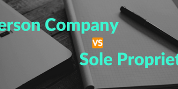 OPC - Regulated form of Sole Proprietorships