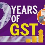 Two Years of GST