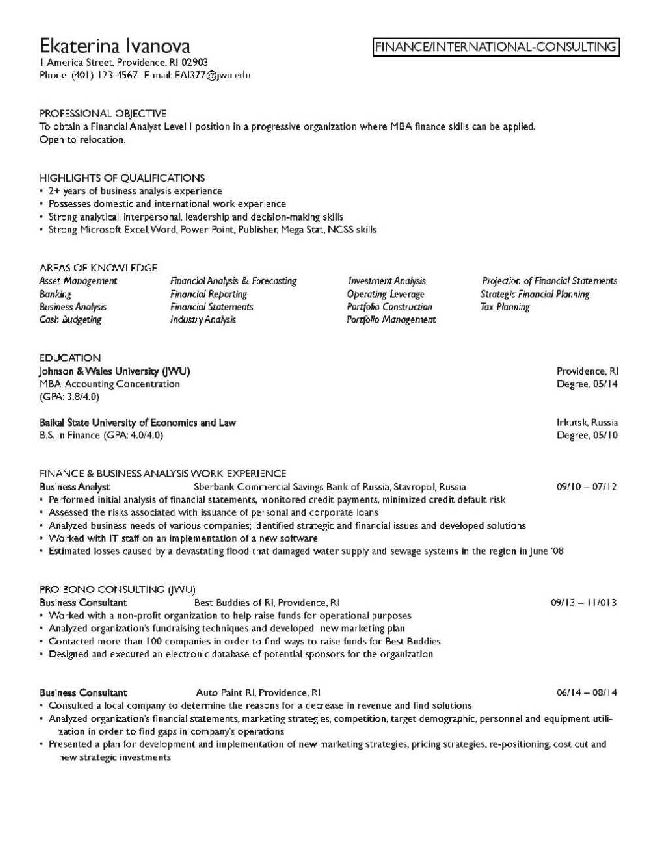 Sap Security Resume 3 Years Experience Federal Government