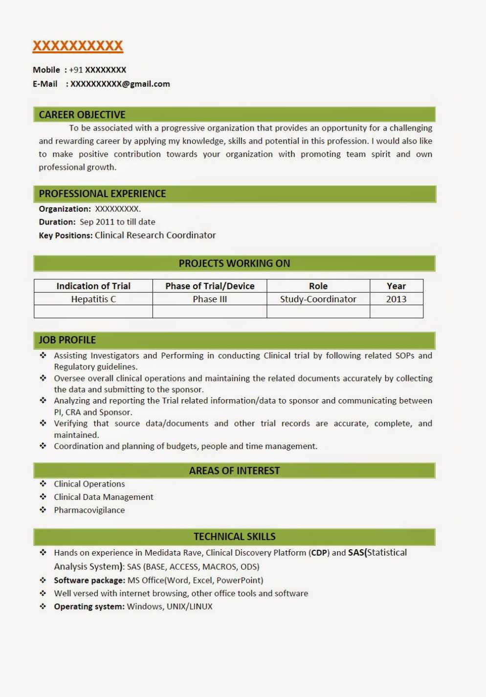 combination hybrid resume format resume format b resume samples