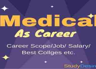 Medical As Career