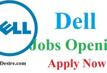 Dell Recruitment 2019