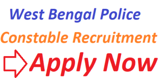 West Bengal PoliceConstable Recruitment 2019
