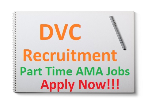 DVC Recruitment 2019