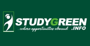 New Study Green Logo