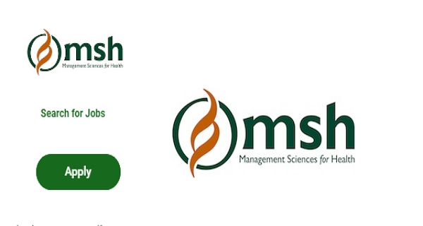 Management Sciences for Health (MSH) Job Recruitment; Careers & Vacancies (5 Positions)