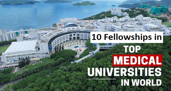 Fellowships to Study Abroad in the World's Top Medical Universities