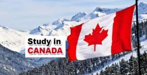 Full Scholarships o Study in Canada