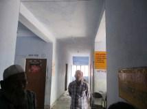 Hallway of PHC