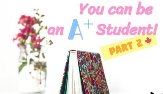 【カナダ高校留学】成績表を読み解いて成績アップ対策をしよう!