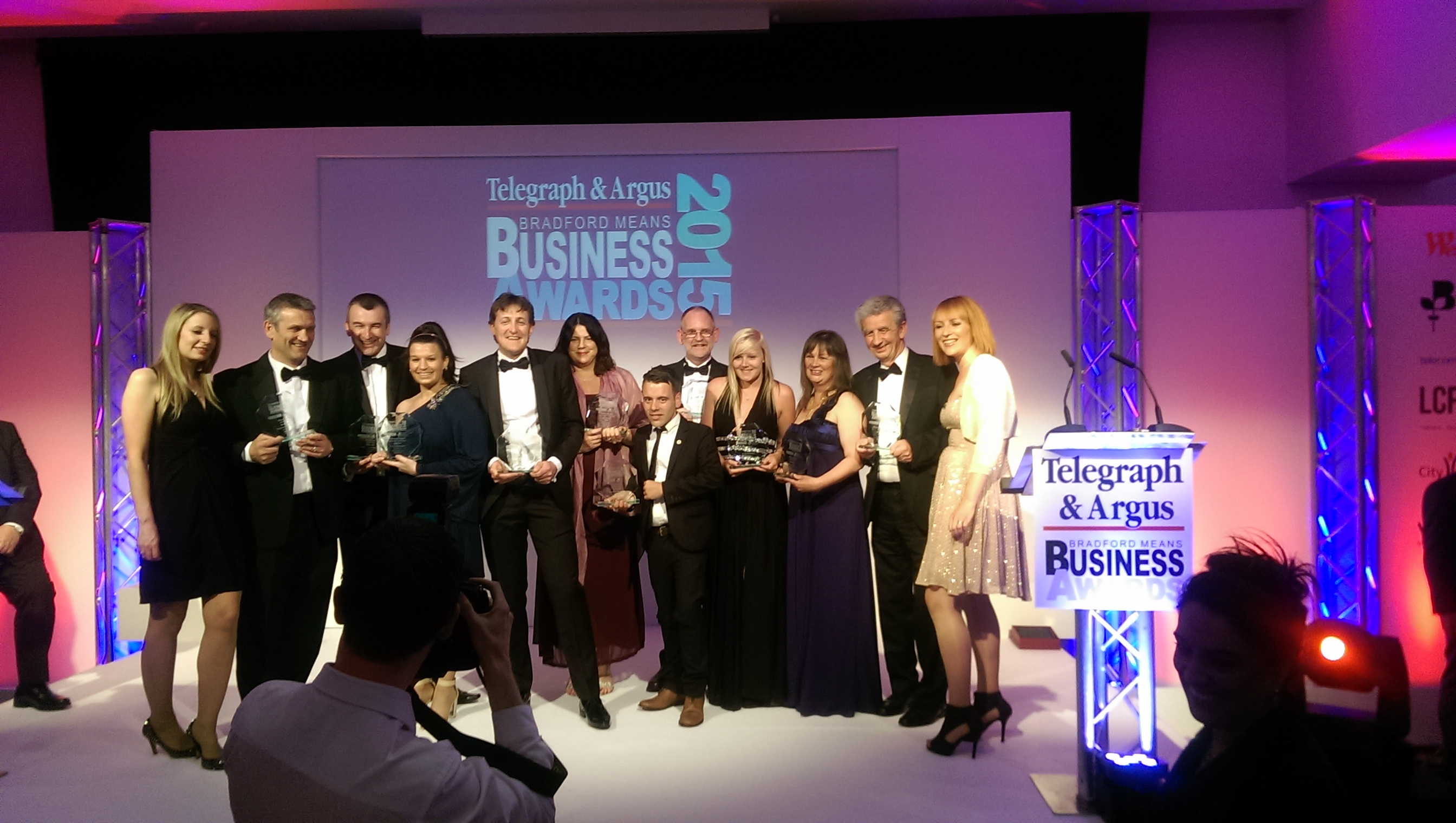 Study Links Angela Fan wins Bradford Means Business Woman in Business Award
