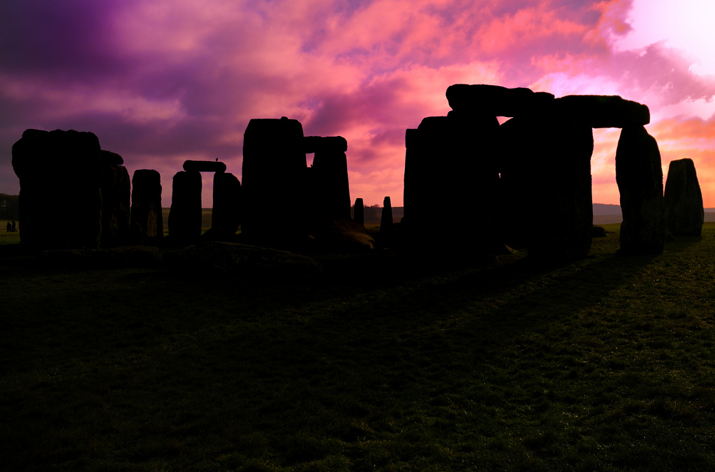 Festivals, holidays and events in the UK - Summer Solstice