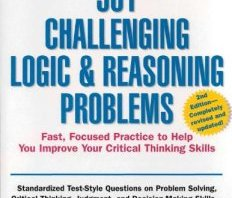 501 Challenging Logic And Reasoning Problems By LearningExpress LLC Editors