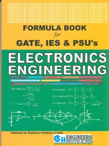 Electronics Engineering Formula Book For GATE,IES & PSU'S By R.K.Rajesh