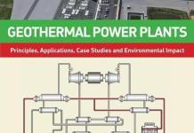 Geothermal Power Plants Principles, Applications, Case Studies and Environmental Impact By Ronald DiPippo Book