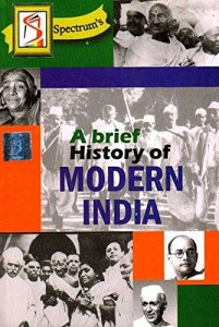 A Brief History of Modern India By Rajiv Ahir, Spectrum