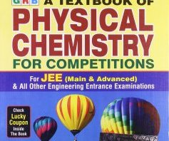 A New Pattern Text Book of Physical Chemistry for Competitions