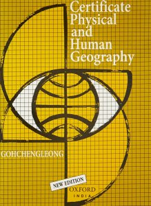 Certificate Physical and human Geography By Goen Che Leong