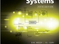 Electric Power Systems By B. M. Weedy