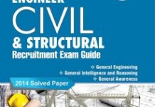 SSC Junior Engineer Civil & Structural Engineering Recruitment Exam Guide By Disha Experts