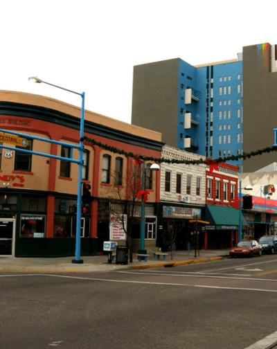 Route 66, Albuquerque, NM