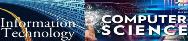 Difference between Computer Science & Information Technology
