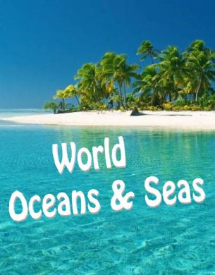 Oceans & Seas Important General Knowledge MCQs fi