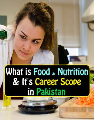 What is Food Technology & It's Career Scope in Pakistan FI