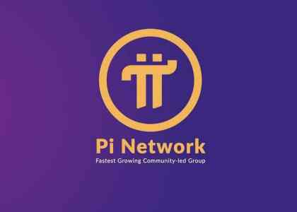 THE LOGO OF PI NETWORK