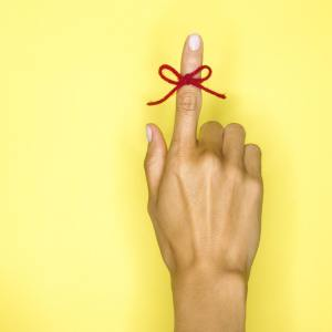 memory string finger