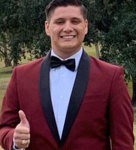 Happy Student Jose R.